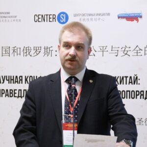 Бессонов Евгений Георгиевич