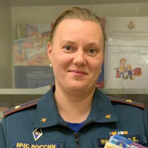 Мельник Ольга Евгеньевна